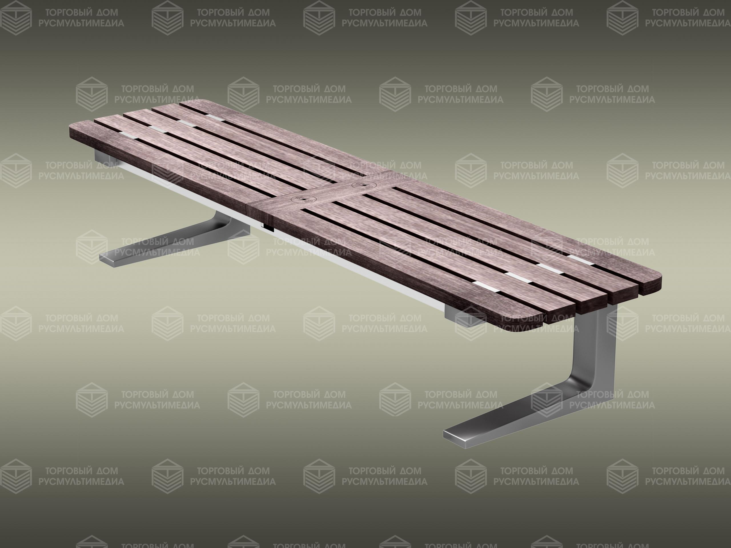 Умная скамейка - Next